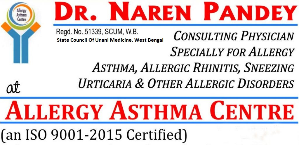 Allergy Asthma Centre, Asthma, allergic rhinitis, urticaria, sneezing, recurrent cold and cough, allergy diagnosis, allergy treatment, gastrointestinal intolerance treatment center in kolkata