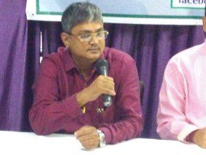 Immunotherapist Dr. Naren Pandey, allergist in kolkata