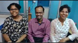Mr. Majumder speaks about Dr. Naren Pandey an allergy specialist in kolkata